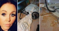 İsveçli kız babasının kaldığı bakım evinin şok eden görüntülerini basınla paylaştı