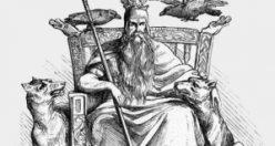 İskandinav Mitolojisi'nin En Güçlü Tanrısı Olan Odin Türk mü?