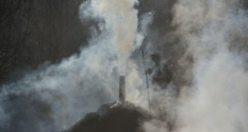 Toz duman arasında...
