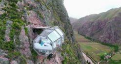 Dünya'nın merakla beklediği otel açıldı