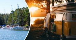 Bu yaz yurtdışı tatili düşünmeyenler için İsveç'teki alternatif tatil bölgeleri