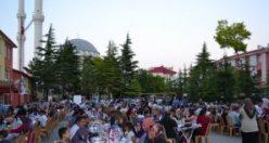 Kulu'da dev iftar