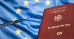 """""""Uluslararası seyahat için aşı pasaportu şart"""""""