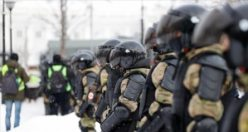 Rusya'da bugünkü gösterilerde 1600 kişiden fazla gözaltı