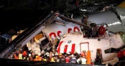 Sabiha Gökçen'deki uçak kazasına dair bilirkişi raporu tamamlandı