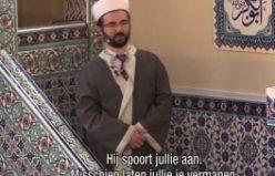 Hollanda televizyonunda, Stockholm'de ki Müslümanları konu alan belgesel!