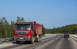 İsveç'te 80 ile  giden posta kamyonunu böyle soydular