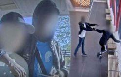 İsveç'in başkenti Stockholm'de korkunç olay
