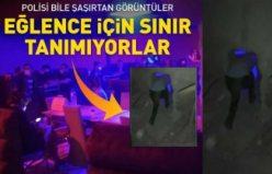 Konya'da polisleri şaşkına çeviren olay: 111 kişiye ceza kesildi