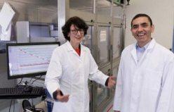 Covid-19 aşısının arkasındaki iki isim: Türkiye kökenli Uğur Şahin ve Özlem Türeci
