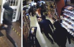 Görüntülerle Stockholm'da çetelerin çatışması