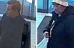 İsveç'te yaşlı çifti hedef alan hırsızların görüntüleri yayınlandı