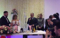 Büyükelçisi Emre Yunt, Stockholm'de düğüne katıldı