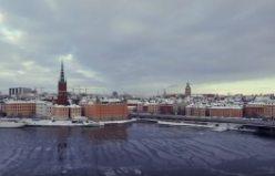Stockholm'den muhteşem manzaralar