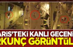 Fransa'da' ki korkunç saldırının görüntüleri