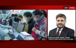 Pekin Büyükelçisi Çin'deki son durumu canlı yayında anlattı
