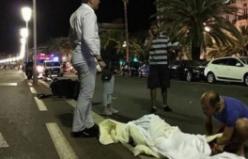 Fransa saldırısı kameralara böyle yansıdı