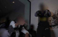 Stockholm'de video klip çekiminde gerçek silah kullanıldı - çekim sırasında klipte oynayan genç kız vuruldu