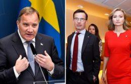 İsveç siyasetinde korona gerginliği artıyor