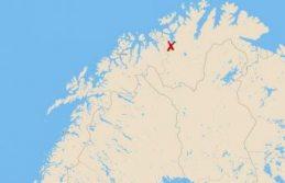 Norveç'te heyelan!