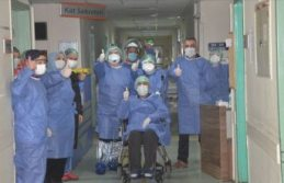 Türkiye'de Kovid-19'dan iyileşen hasta sayısı 129 bin 921'e yükseldi