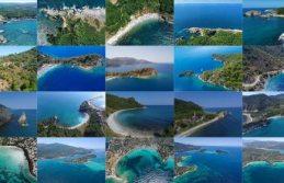 Tatil planı yapacaklar: Maviyle yeşilin buluştuğu en güzel koylar