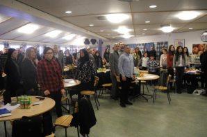 İsveç'te Başarılı Türk Gençleri Bir araya Geldi