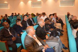 İsveç'te hacca gideceklere seminer verildi