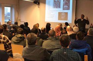 Malmö'de Türkiye Turizm ve Kültürü tanıtımı görüntüleri