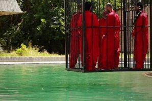 IŞİD'den korkunç infaz!