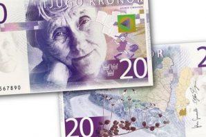 İşte İsveç'in yeni paraları