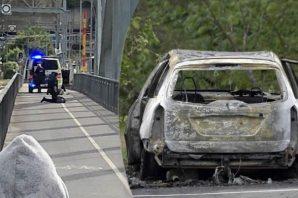 Lidingö saldırısıyla ilgili görüntüler