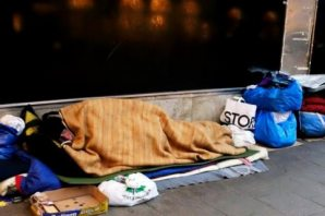 İsveç'te evsizler için kapsamlı bir araştırma yapılacak