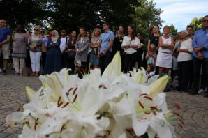 İsveç'te Srebrenitsa kurbanları anıldı