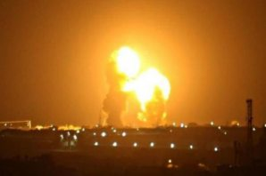 İran, ABD'nin Irak'taki üslerini vurdu: İşte ilk görüntüler