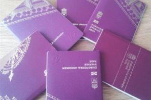 Bu pasaportlardan birine sahip olan...