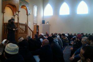 Uppsala'da Dini Değerlere Saygı Gezisi