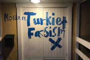 İsveç'te terör grupları UETD'yi hedef almaya devam ediyor