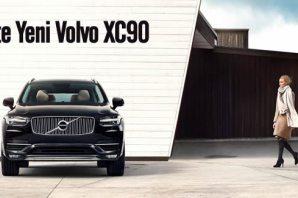 İşte Yeni Volvo XC90