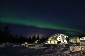 Kuzey Işıkları'nın görkemli gösterilerine tanık olabileceğiniz 11 yer