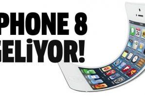 iPhone 8 ile ilgili büyük sırrı ortaya çıktı