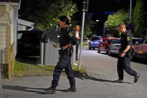 İsveç polisi o katili arıyor