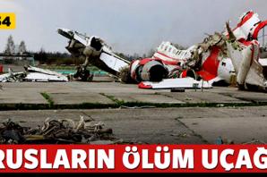 Rusların ölüm uçağı: TU-154