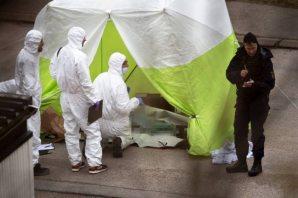 İsveç'te üçlü cinayet olayı