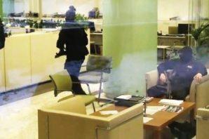 Türk bankalarına kar maskeli baskın!