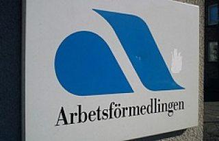 1 işçi çalıştırıp, Arbetsförmedlingen'den...