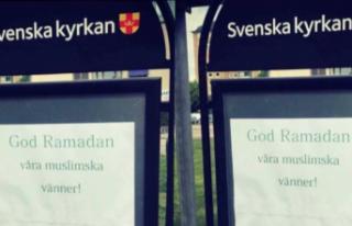 İsveç Kilisesi'nden Ramazan Ayı Tebriği