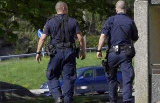 İsveç'te 1 yaşındaki çocuk polisi harekete...