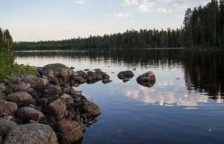 İsveç'te bir kişi nehirde ölü bulundu