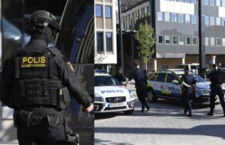 İsveç'te polis karakoluna silahlı saldırı,...